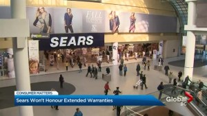 Sears closure spells trouble for extended warranties